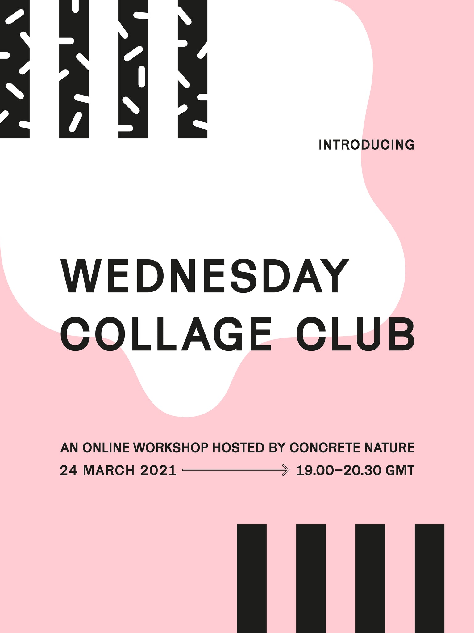 Wednesday Collage Club • March Event