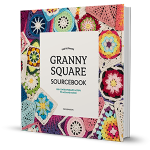 The Ultimate Granny Square sourcebook, EN