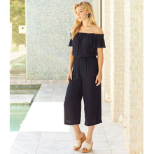 Load image into Gallery viewer, Jasmine Navy Jumpsuit