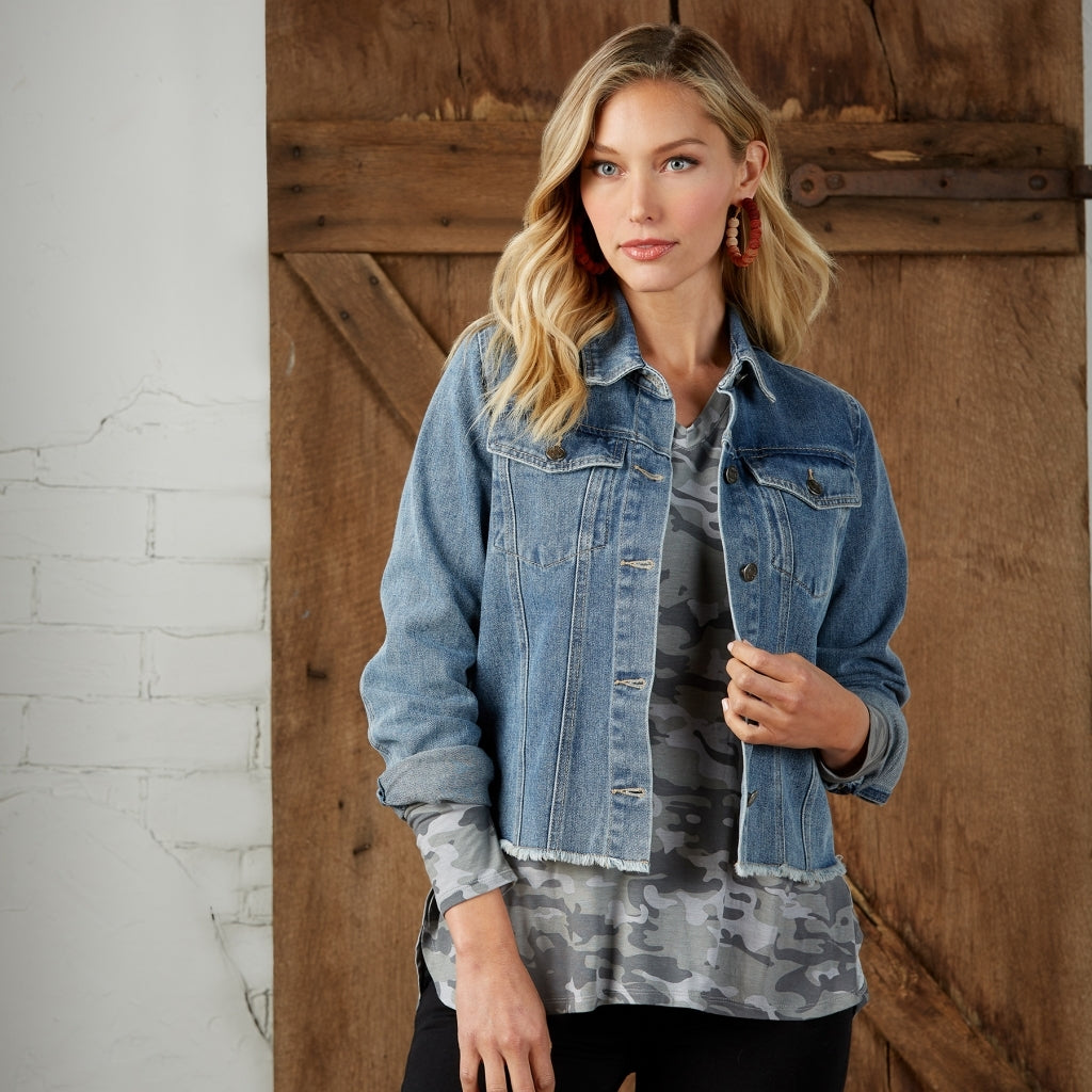 Colton Denim Jacket