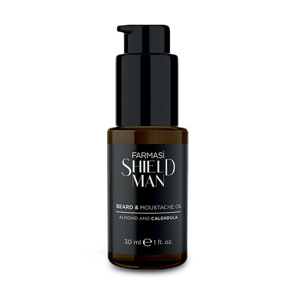 Farmasi Shield Man Beard-Moustache Oil
