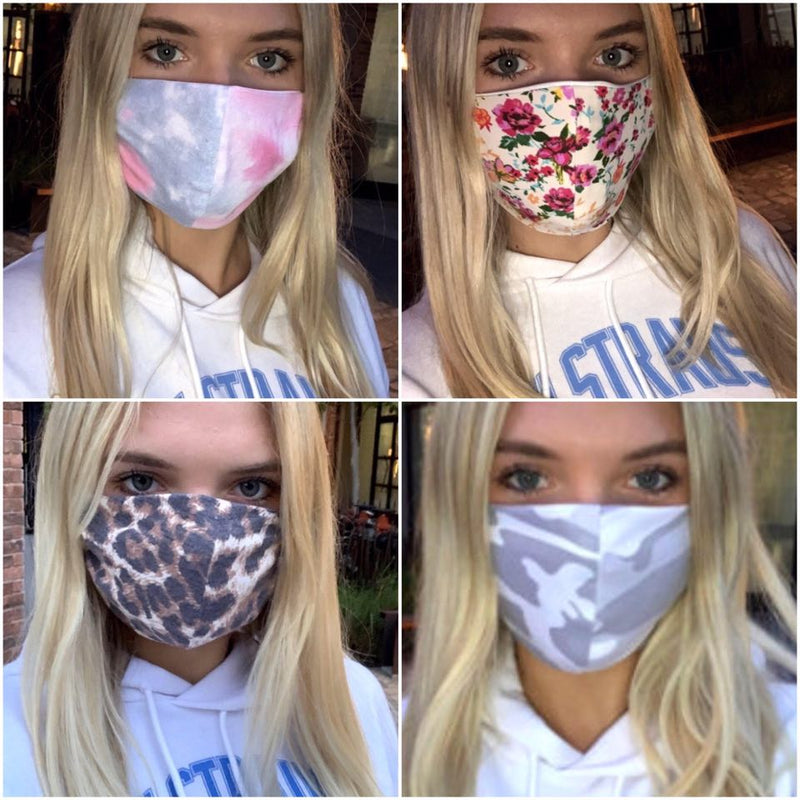 Boutique Masks (Adults & Kids)