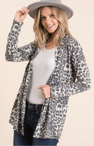 FALL in Love with Leopard Cardigan