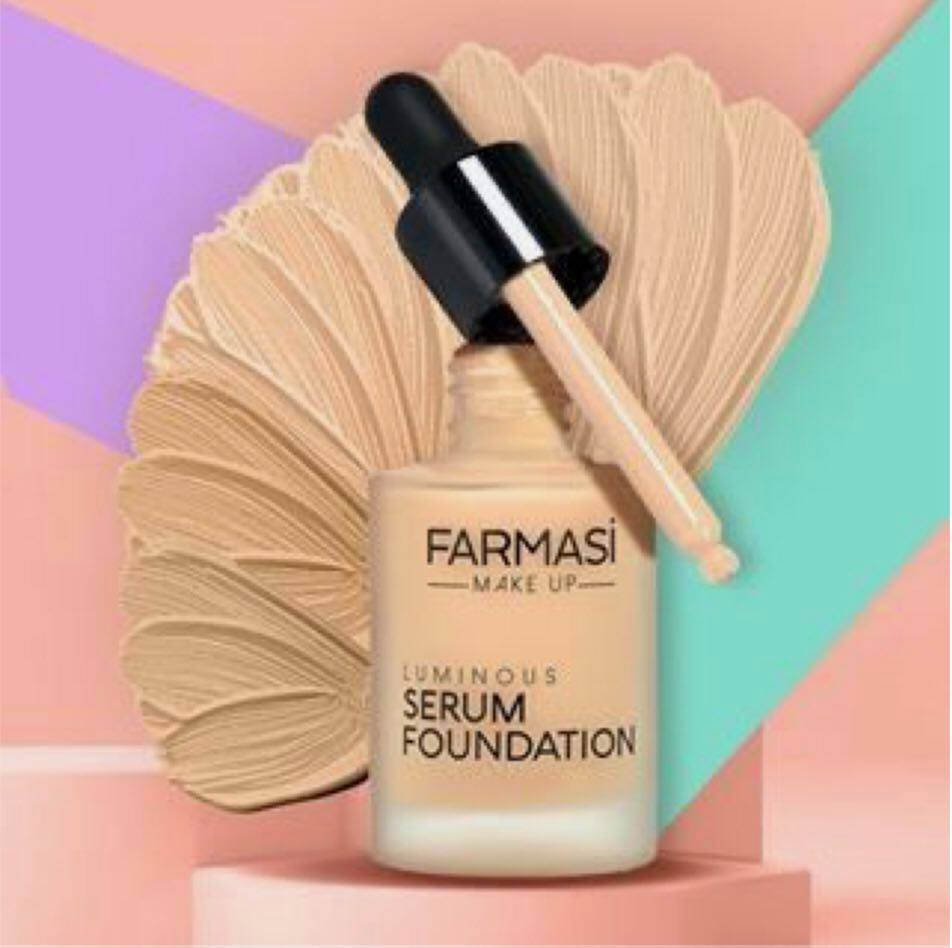 Luminous Serum Foundation