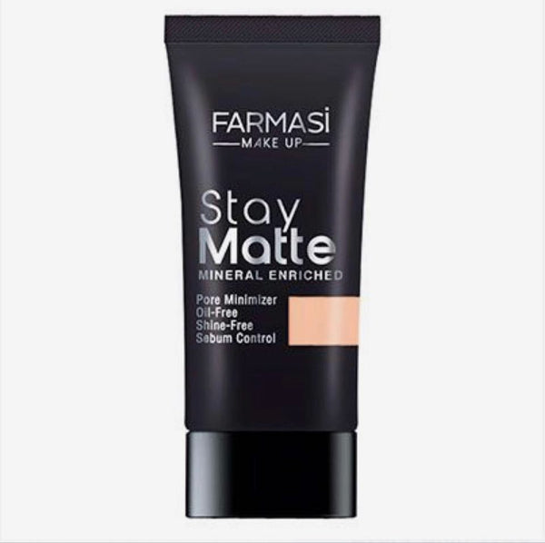 Stay Matte Foundation