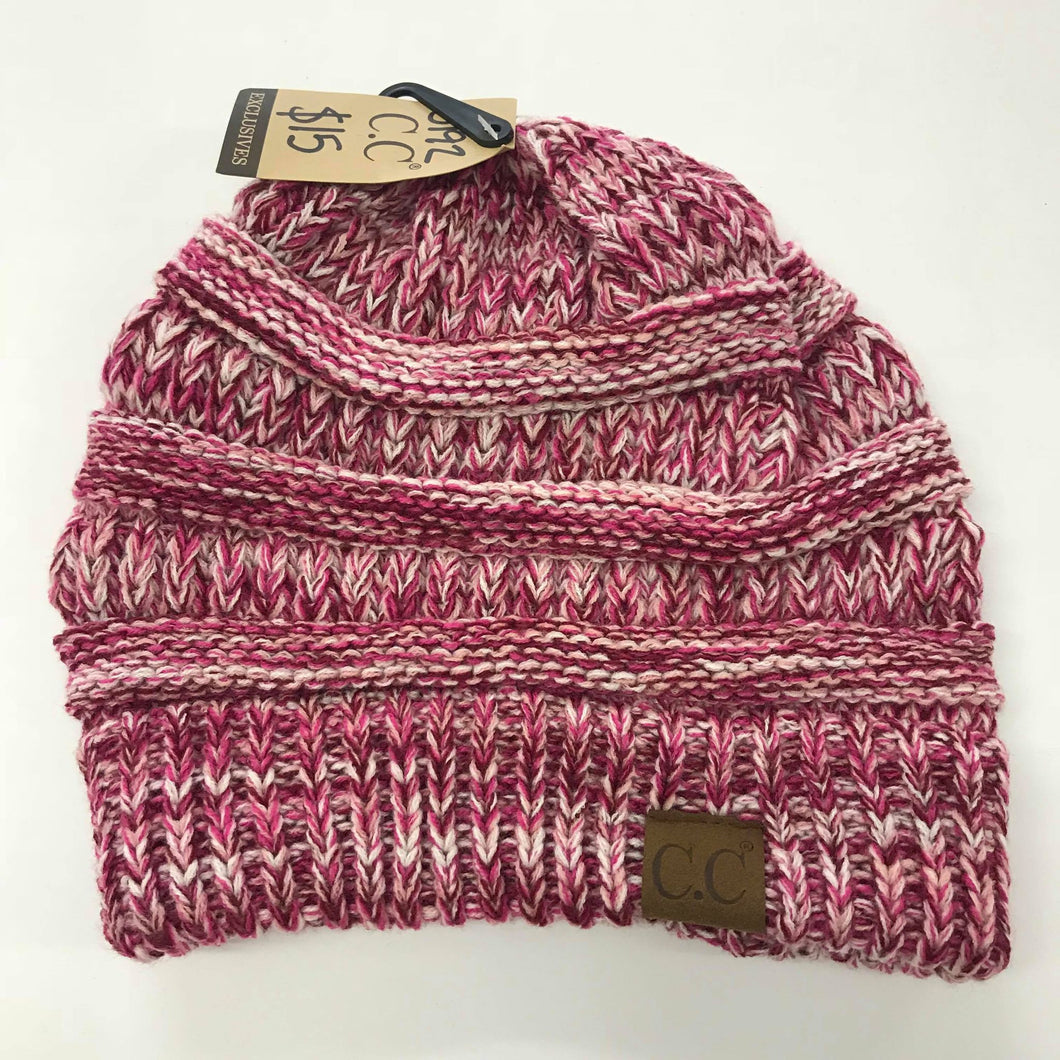 CC Strawberry Swirl Beanie