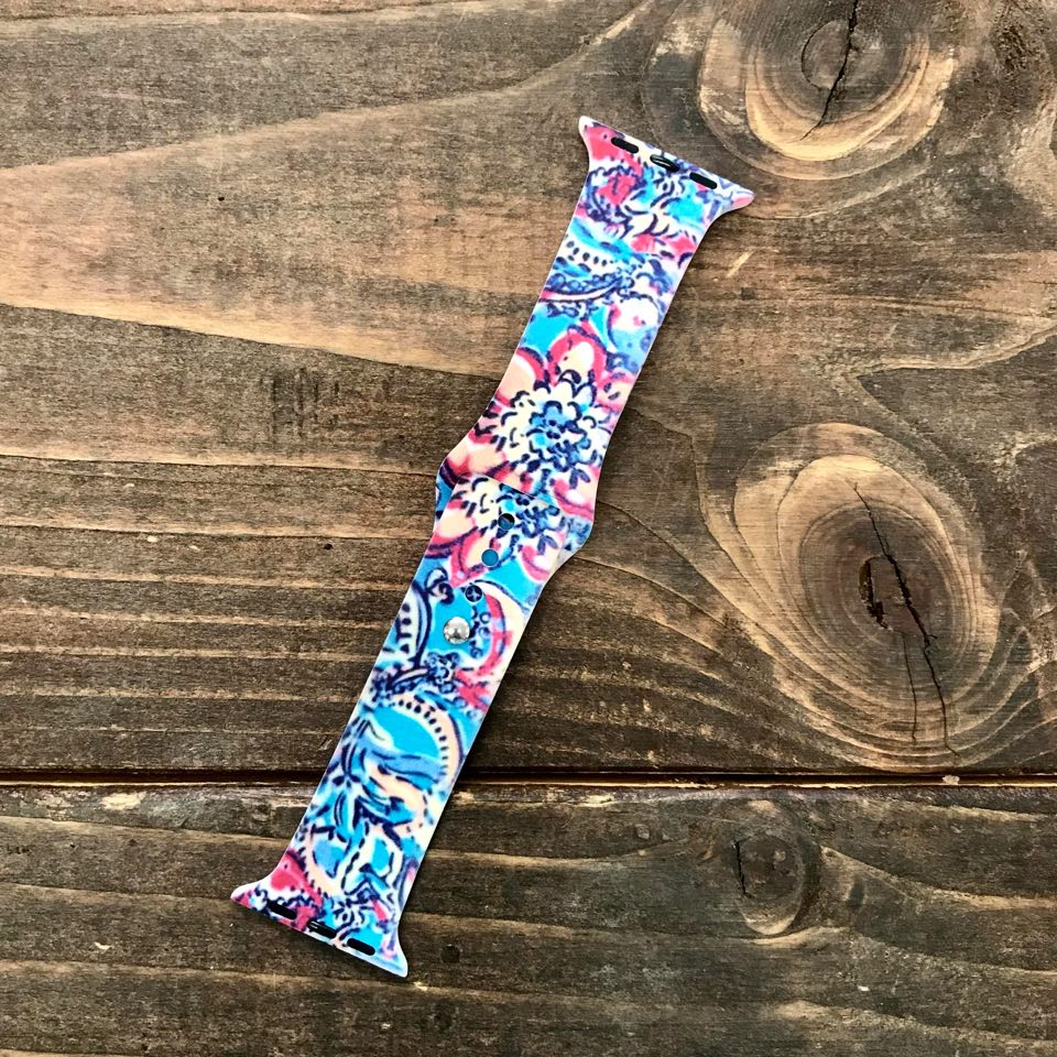 Paisley Apple Watch Band