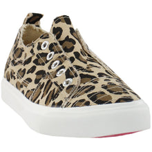 Load image into Gallery viewer, BABALU Leopard Slip-On Sneakers