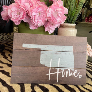 OK State Rustic Pallet