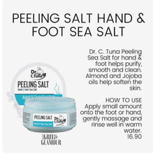 Load image into Gallery viewer, Dr. Tuna Peeling Salt