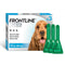 Frontline Plus Spot-On for Medium Dogs (10-20kg)