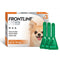 Frontline Plus Spot-On for Small Dogs (0-10kg)