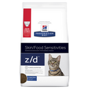 Hills Prescription Diet Z/D Low Allergen Cat (Dry Food)