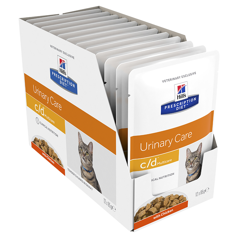 Hills Prescription Diet C/D Multicare Cat (Wet Food)