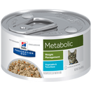 Hills Prescription Diet Metabolic Cat - Vegetable & Tuna Stew (Wet Food)