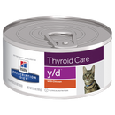 Hills Prescription Diet Y/D Cat (Wet Food)