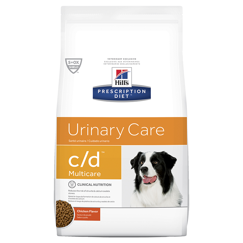 Hills Prescription Diet C/D Multicare Dog - Chicken (Dry Food)