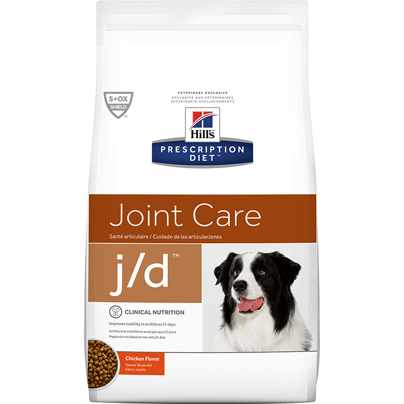 Hills Prescription Diet J/D Dog (Dry Food) LIMITED OFFER