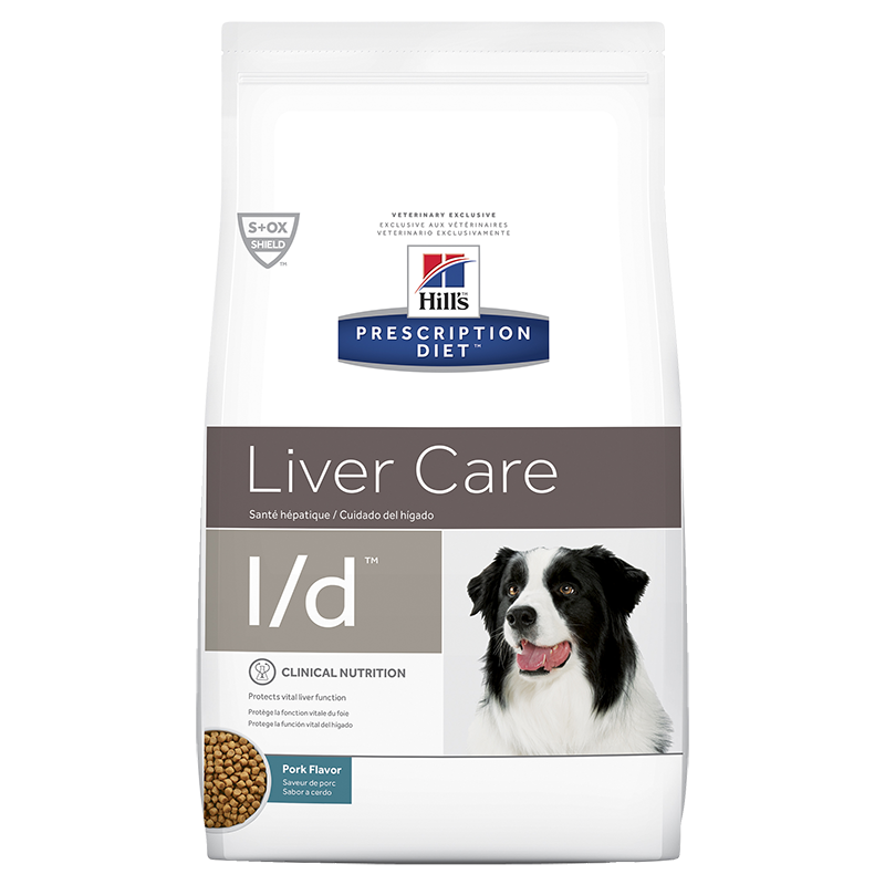 Hills Prescription Diet L/D Dog (Dry Food)