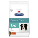 Hills Prescription Diet T/D Dog (Dry Food)