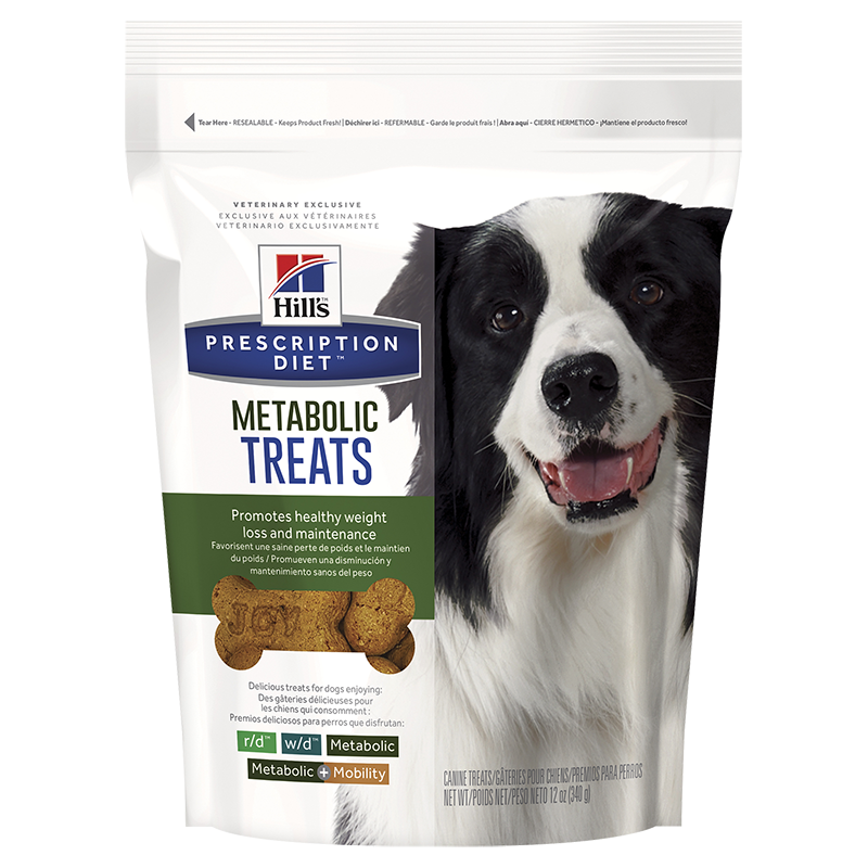 Hills Prescription Diet Metabolic Treats for Dogs