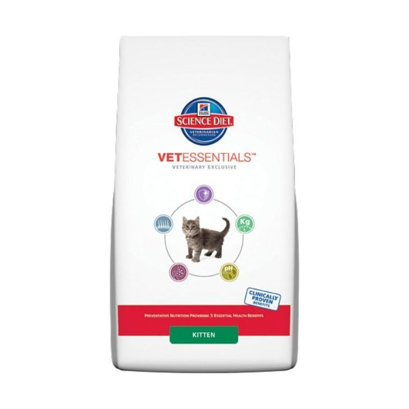Hills Vet Essentials Kitten (Dry Food)