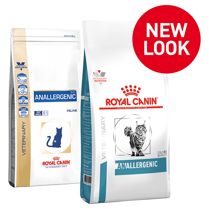 Royal Canin Veterinary Anallergenic Cat (Dry Food)