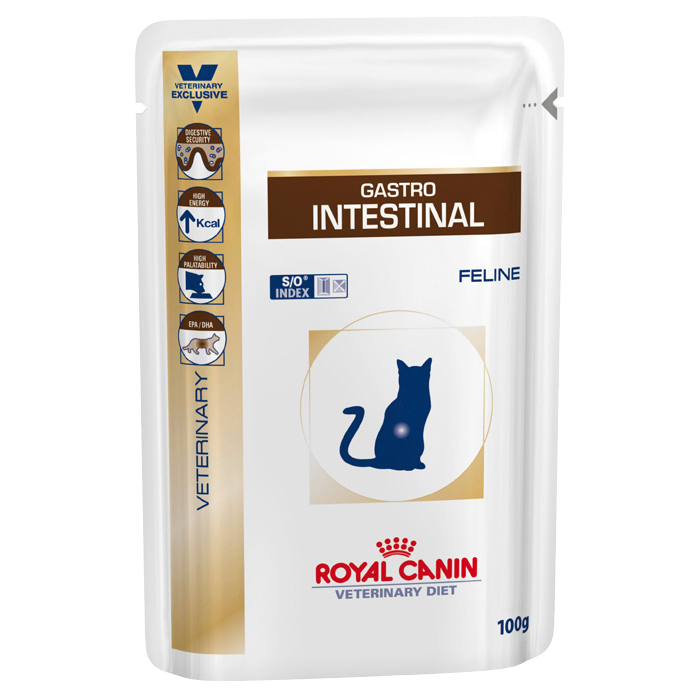 Royal Canin Veterinary Gastro Intestinal Cat (Wet Food)