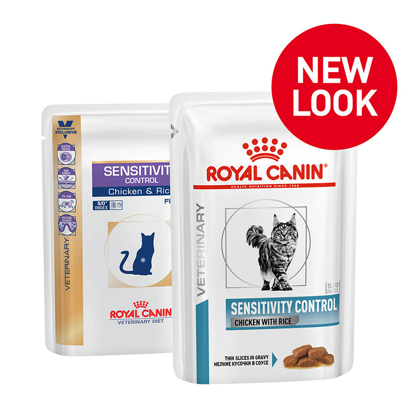 Royal Canin Veterinary Sensitivity Control Cat (Wet Food)