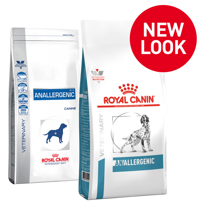 Royal Canin Veterinary Anallergenic Dog (Dry Food)
