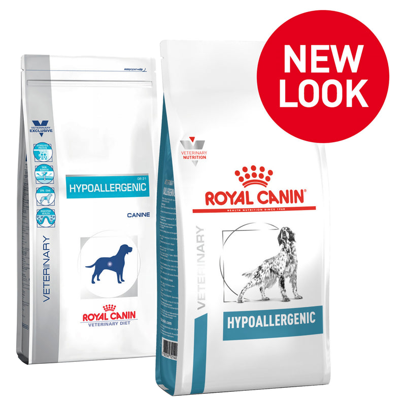 Royal Canin Veterinary Hypoallergenic Dog (Dry Food)
