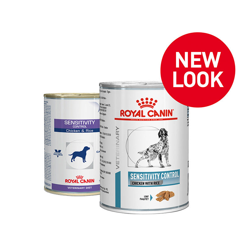 Royal Canin Veterinary Sensitivity Control Dog (Wet Food)