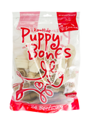 Yours Droolly Puppy Rawhide Bones 12.5cm