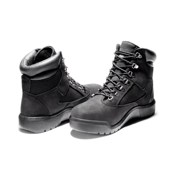 Field Boot Black 6""
