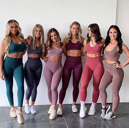 WOMEN SETS FOR GYM