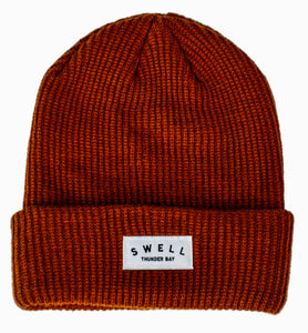 Texas Orange Swell Toque
