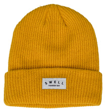 Load image into Gallery viewer, Yellow Swell Toque
