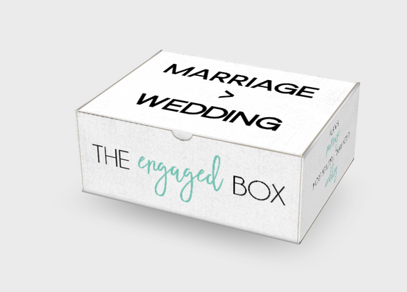 The Engaged Box- 3 Month Subscription ($39.99 per box)