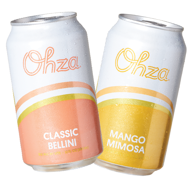 Bellini & Mango Mixed 8-Pack
