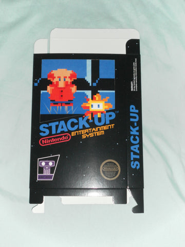 Stack Up for Nintendo NES Box Only