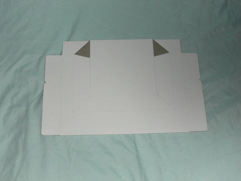 White Insert for Super Nintendo SNES Boxes