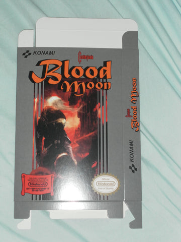 Castlevania - Blood Moon for Nintendo NES