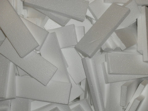 Turbo Grafx 16 Insert Styrofoam Block (25 Pack)
