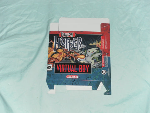 Dragon Hopper for Nintendo Virtual Boy Box Only