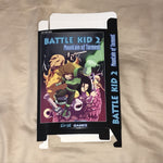 Battle Kid 2 Mountain of Torment for Nintendo NES Box Only