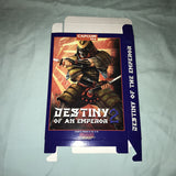 Destiny of an Emperor 2 for Nintendo NES Box Only