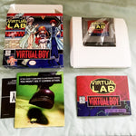 Virtual Lab for Virtual Boy Complete in Box