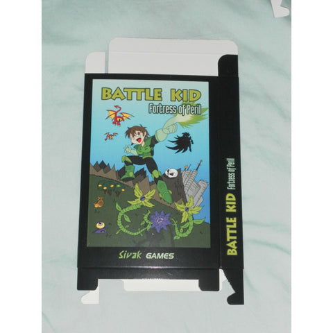 Battle Kid for Nintendo NES Box Only