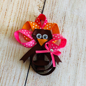 Turkey Hair Clip
