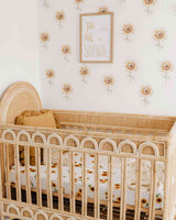 Sunflower • Fitted Cot Sheet